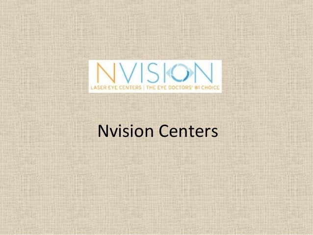 Nvision Centers