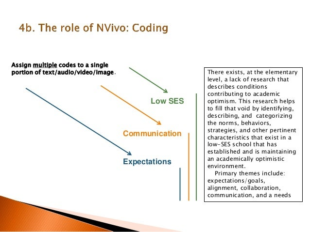 using nvivo literature review