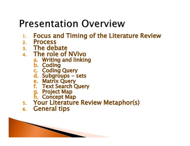 Architecture case study presentation format