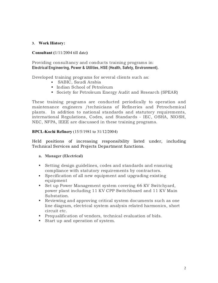Outstanding Nv Energy Resume Ideas - Best Resume Examples by ...