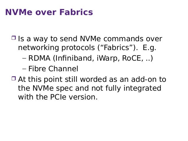 Top Five Nvme Over Fabrics Multipath - Circus