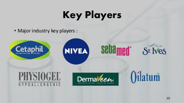 Key Players • Major industry key players : 10