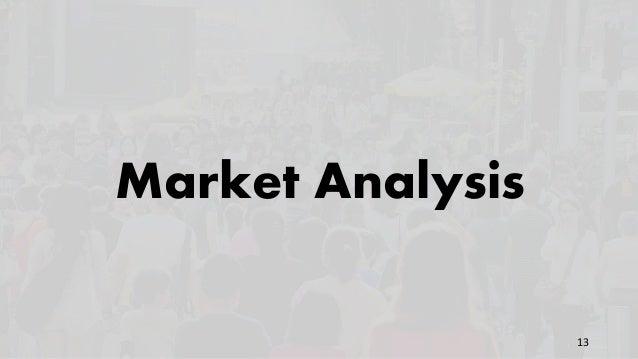 Market Analysis 13