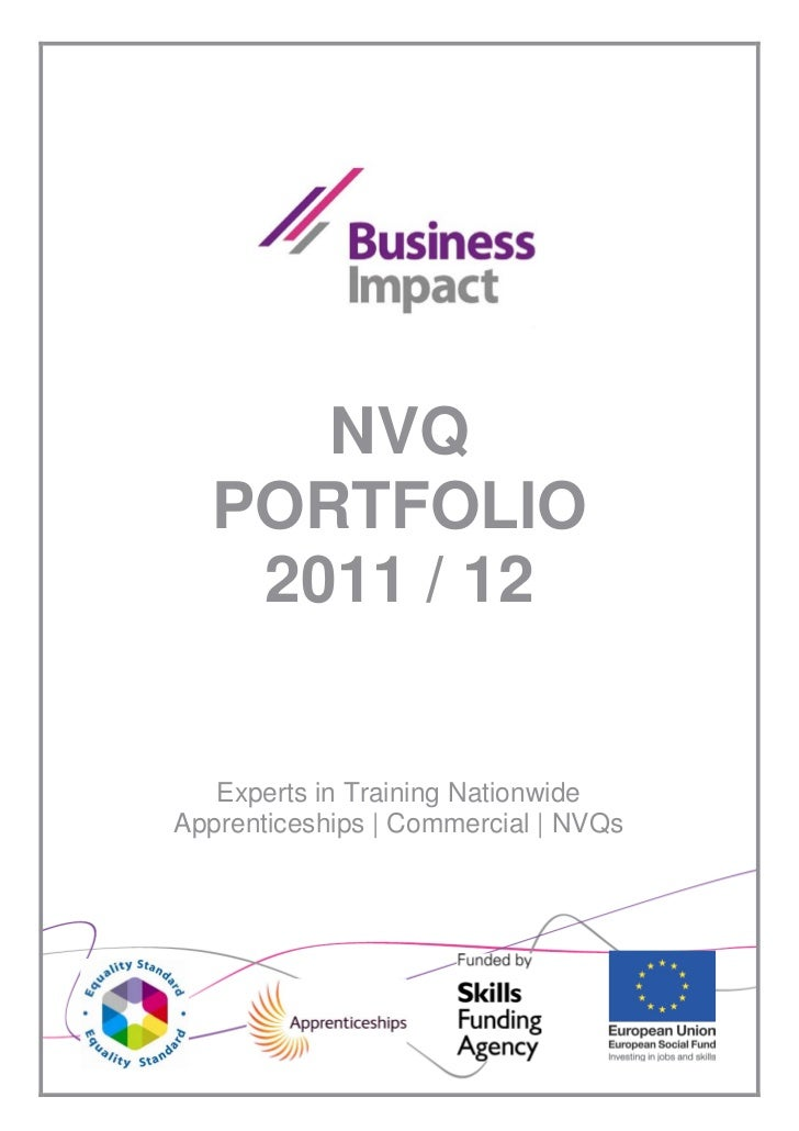 1 NVQ Level 1 Health and Social Care Courses