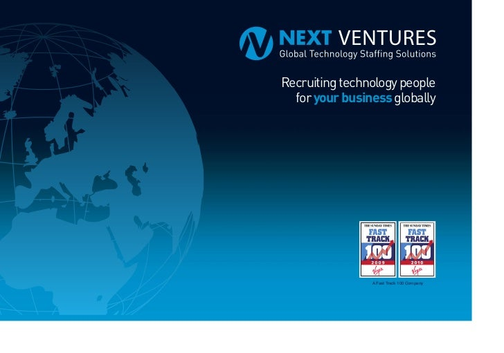 Recruiting technology people  for your business globally                A Fast Track 100 Company