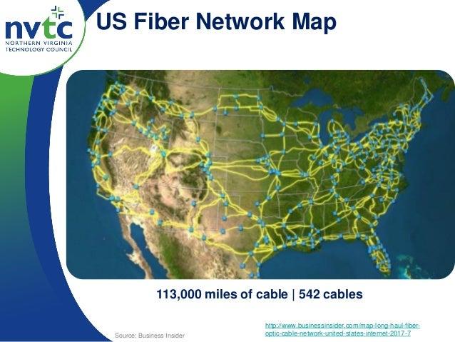 NVTC Data Center Cloud Infrastructure Committee Virginia Subsea C - Us fiber optic map