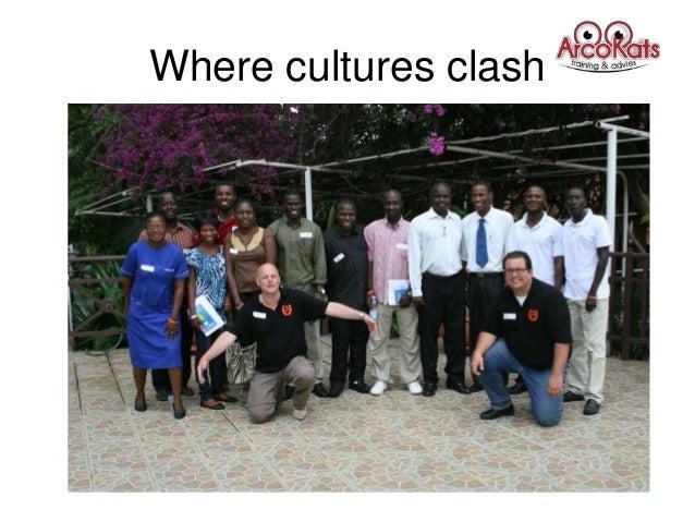 Where cultures clash