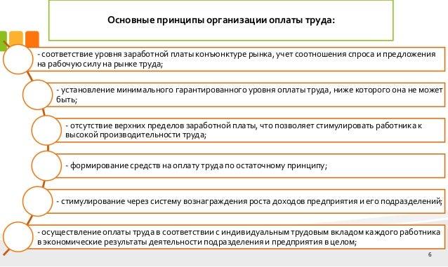 дипломная презентация по организации учета труда и его оплаты Подробнее о создании презентации 6