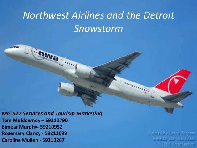 case study of northwest airlines In delta's case, that includes its merger with rival northwest airlines as well as its newly minted partnership with virgin atlantic.