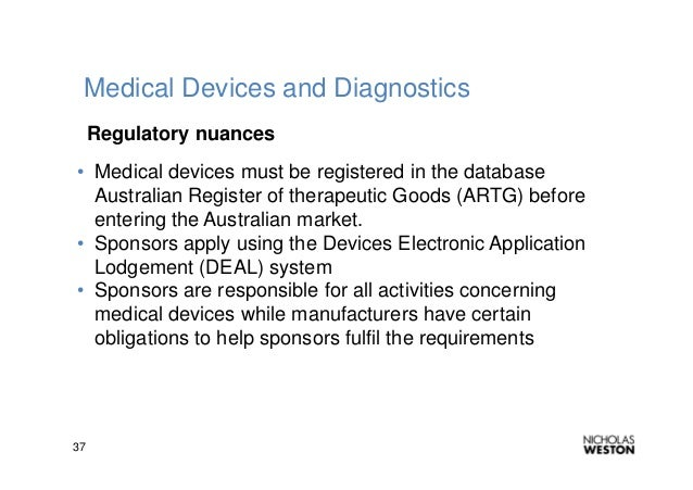 Nw Biotech Fundamentals Day 2 Session 4 Medical Devices