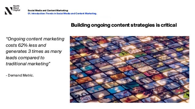 20.09.13 Buildingongoingcontentstrategiesiscritical Social Media and Content Marketing: 01. Introduction: Trends in Socia...