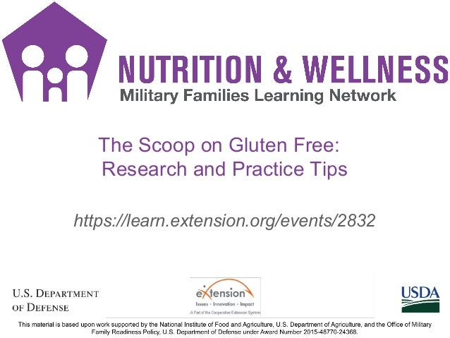NW SMS icons 1 https://learn.extension.org/events/2832 The Scoop on Gluten Free: Research and Practice Tips