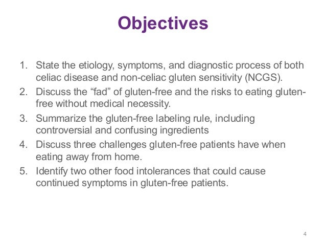 The Scoop on Gluten Free: Research & Practice Tips