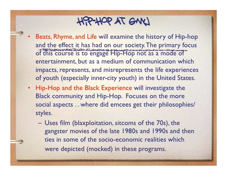 an analysis of the origins of hip hop and rap culture in the united states Start studying music appreciation - knowledge test (chapter 5 style of music from the southern and western united states vocal component of hip hop culture.