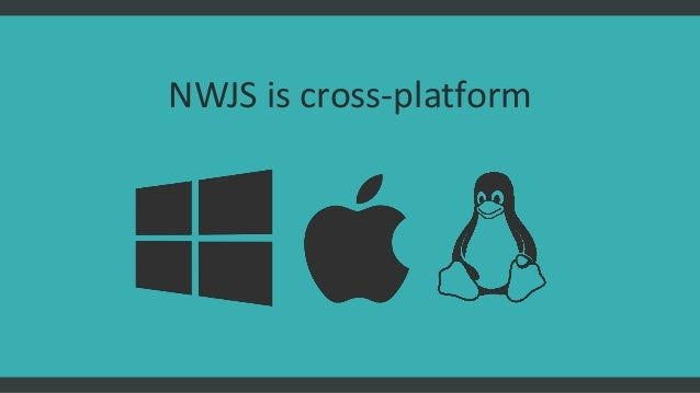 NWJS  Web on desktop