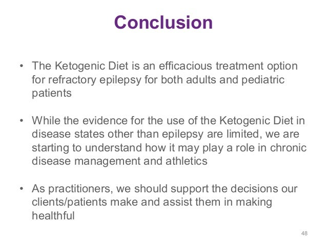 ketogenic diet slides pediatrics