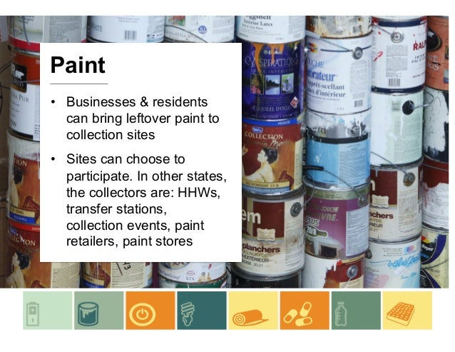 Where To Dispose Of Oil Based Paint In Houston