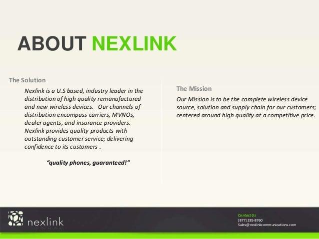Nxl overview jm Slide 2