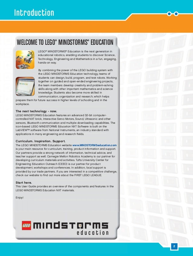 Lego Mindstorms Nxt Software