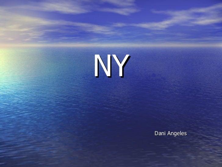 NY Dani Angeles