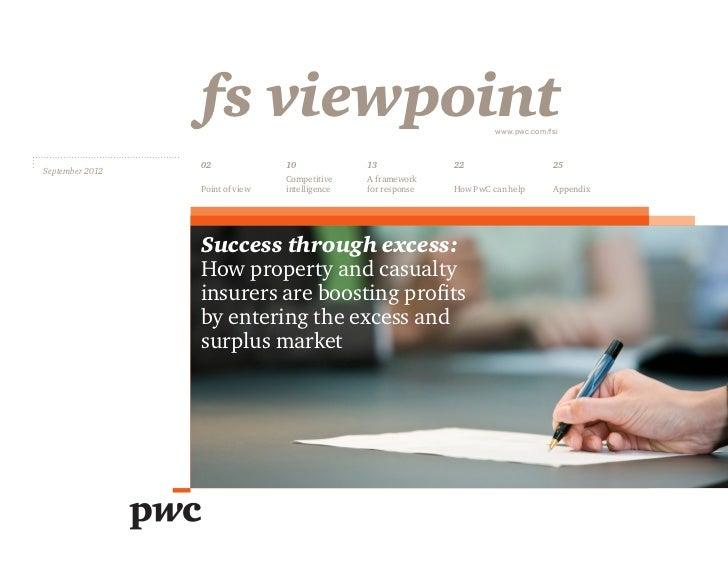 fs viewpoint                                           www.pwc.com/fsi                 02              10             13  ...