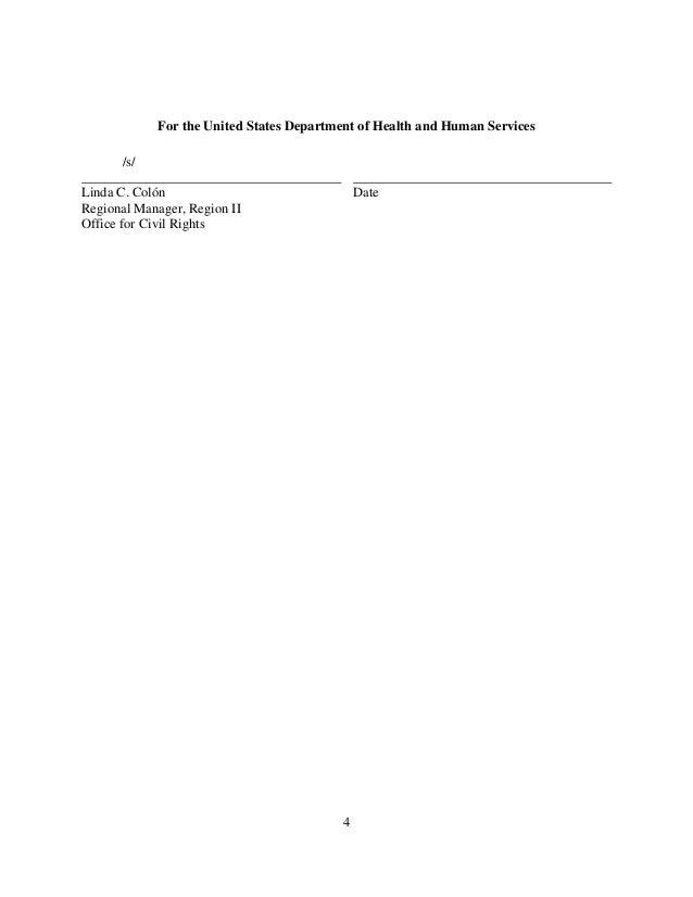 HIPAA Settlement New York Presbyterian and Columbia Universtiy