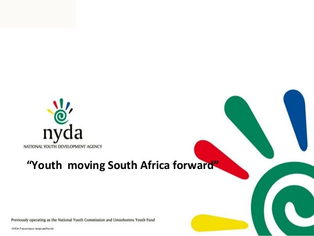 Nyada youth moving south africa forward nyda presentation templaterev02 fbccfo Gallery