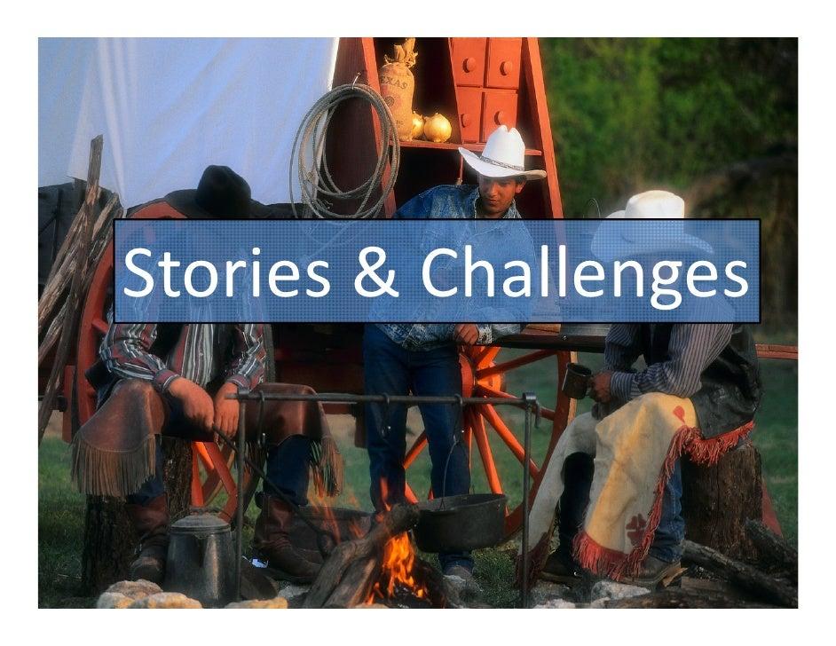 Stories&Challenges