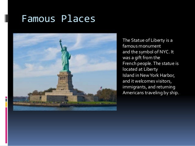 New york city for Famous cities in new york