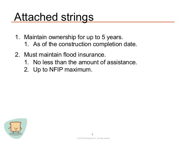 Attached strings1. Maintain ownership for up to 5 years.    1. As of the construction completion date.2. Must maintain ...
