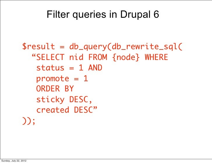 Node Access in Drupal 7 (and Drupal 8)