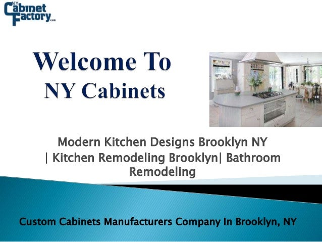 Choose The Best Kitchen Remodeling Solution In Brooklyn