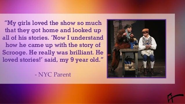 Feedback From New York City Children S Theater S 2016 17 Season