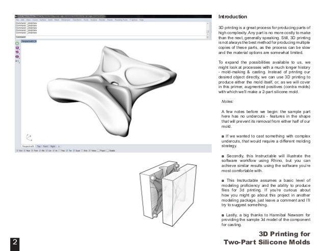 Silicone Mold Primer