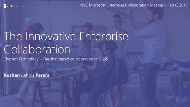 The Innovative Enterprise Collaboration