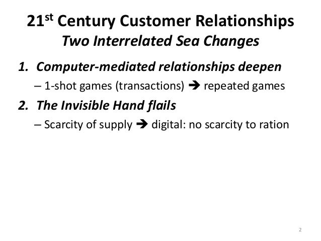 """NYCML18 Reisman Workshop - """"21st Century Relationships, Value Propositions, and Pricing - A New Economics for Digital Services"""" (A FairPay Perspective) Slide 2"""