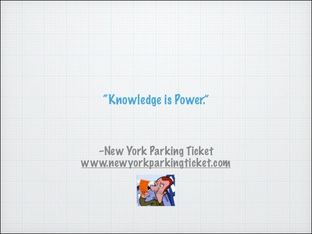 NYC Parking Ticket Cases You Ought to Know About