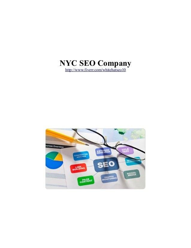 NYC SEO Company http://www.fiverr.com/whitehatseo10