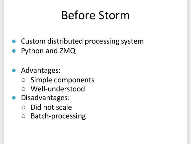 Nyc storm meetup_robdoherty Slide 3