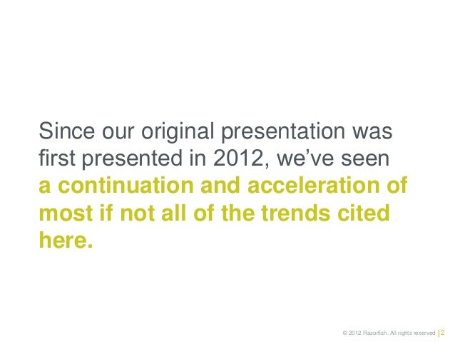 The UX of TV - Release 2 Slide 3