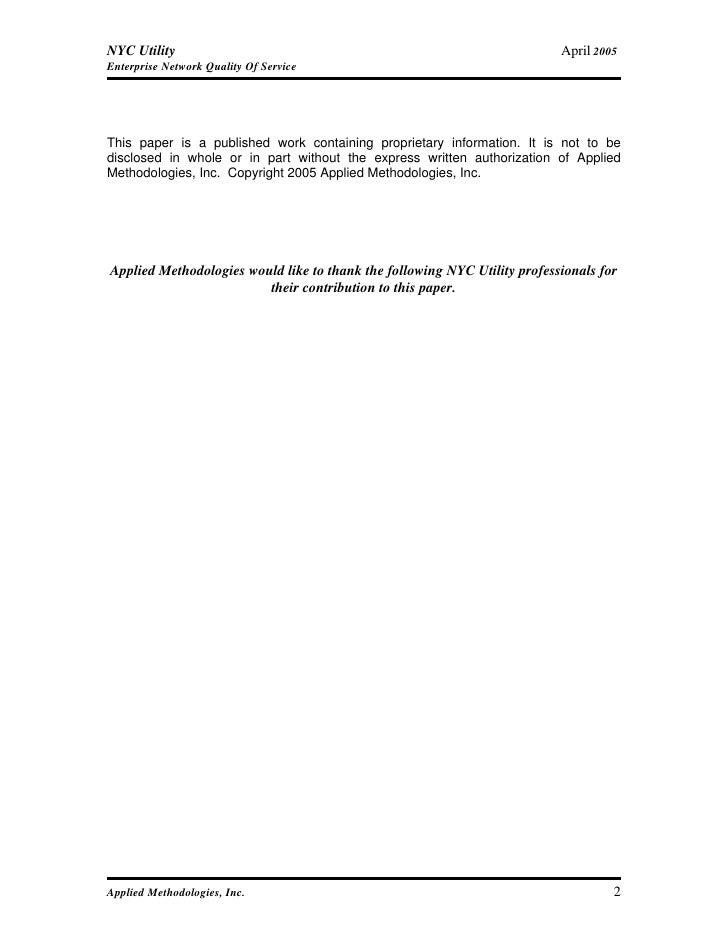Phd thesis qos