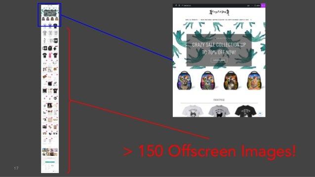 17 > 150 Offscreen Images!