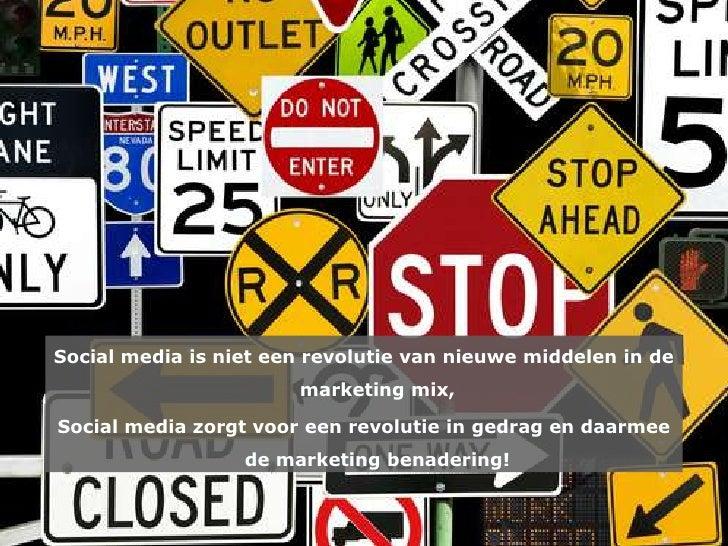 Nyenrode Marketing Strategy Course 2010: Social Media Marketing door … slideshare - 웹