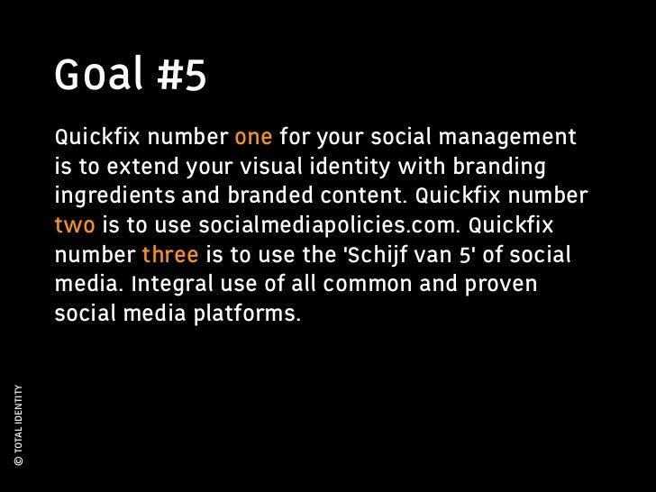 Social Media: Executive MBA Course