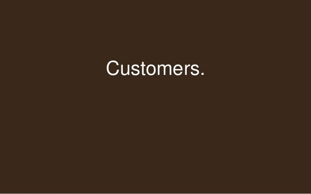 Smart Customers = Smart Success If you don't respect your customer or understand their niche and important value, then you...