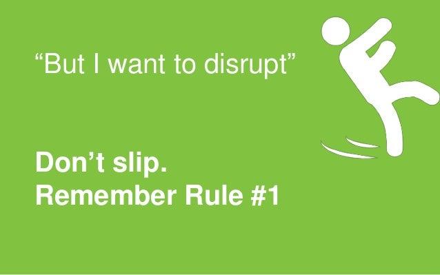 Rule #1: Make Money