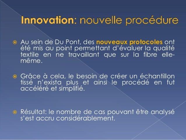    Une autre INNOVATION a été introduite: un    changement du mode de raisonnement.   On passe d'une logique où on favor...