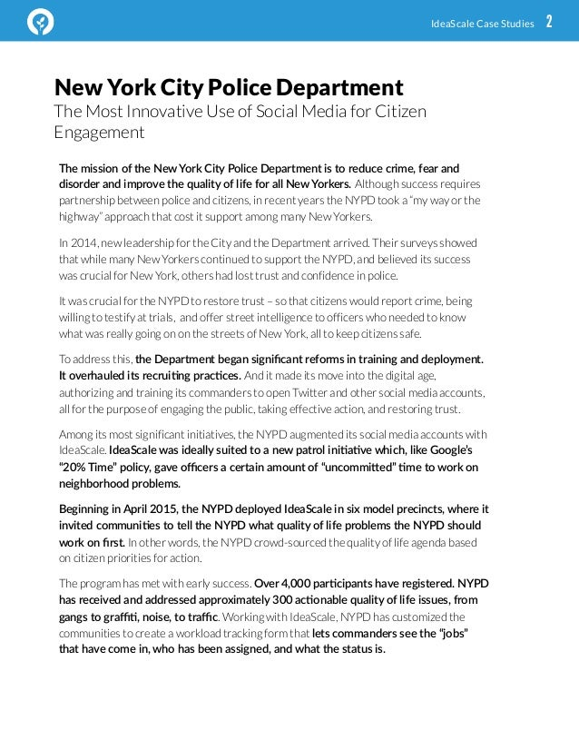 case study new york Case study: new york times hungry bruce garrison related topics: business models about the new york times company the new york times company, a leading media company with 2007.