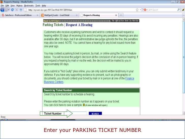 Dispute Parking Ticket Nyc >> How to Apply for a Reduction of your NYC Parking Ticket Fine