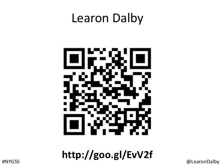 Learon Dalby<br />http://goo.gl/EvV2f<br />